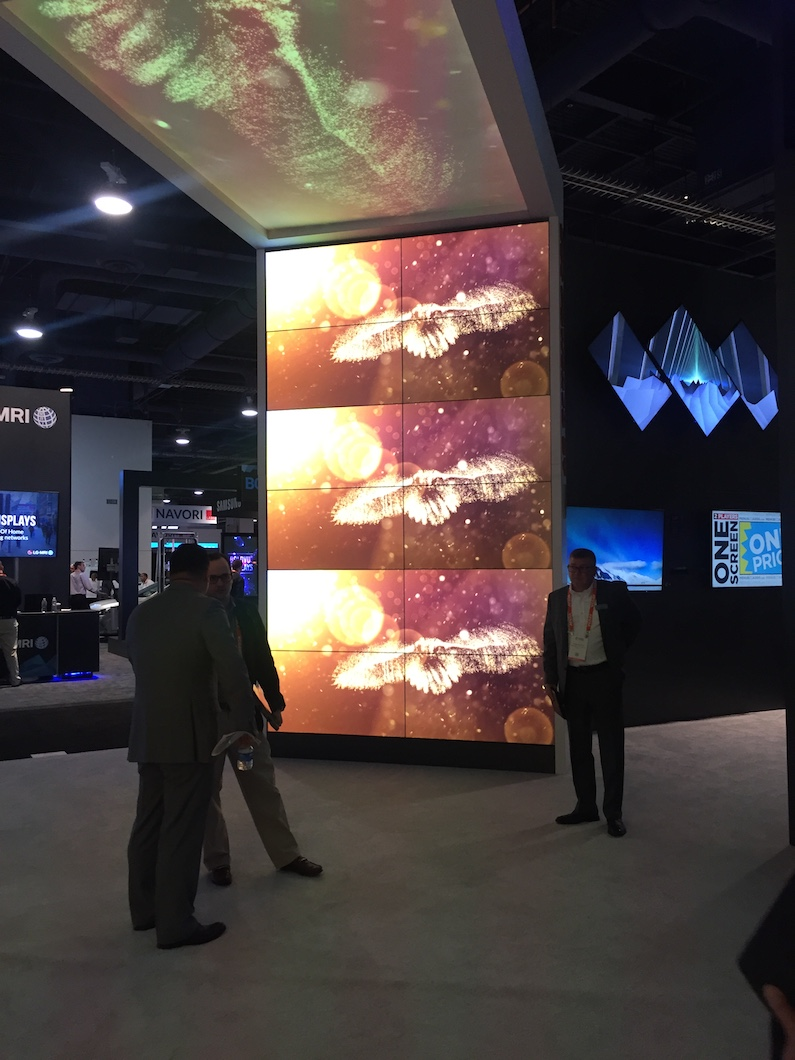 Digital Signage Expo general picture